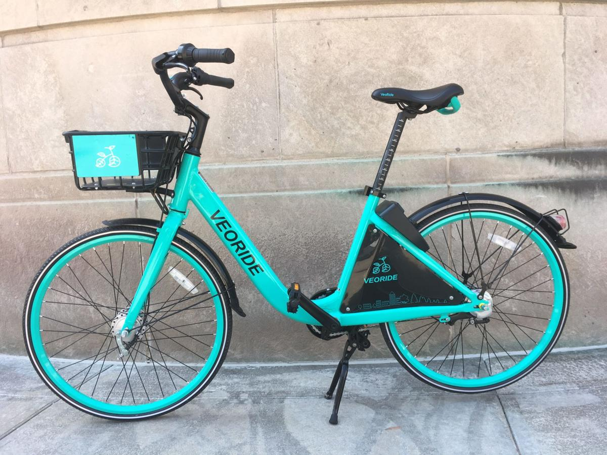 Introduction of dockless bikes has campus, competition curious