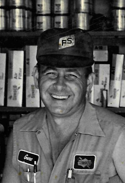 Harold 'Gene' Gilliland Photo