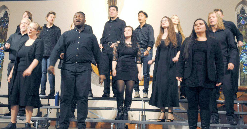 Parkland choir2