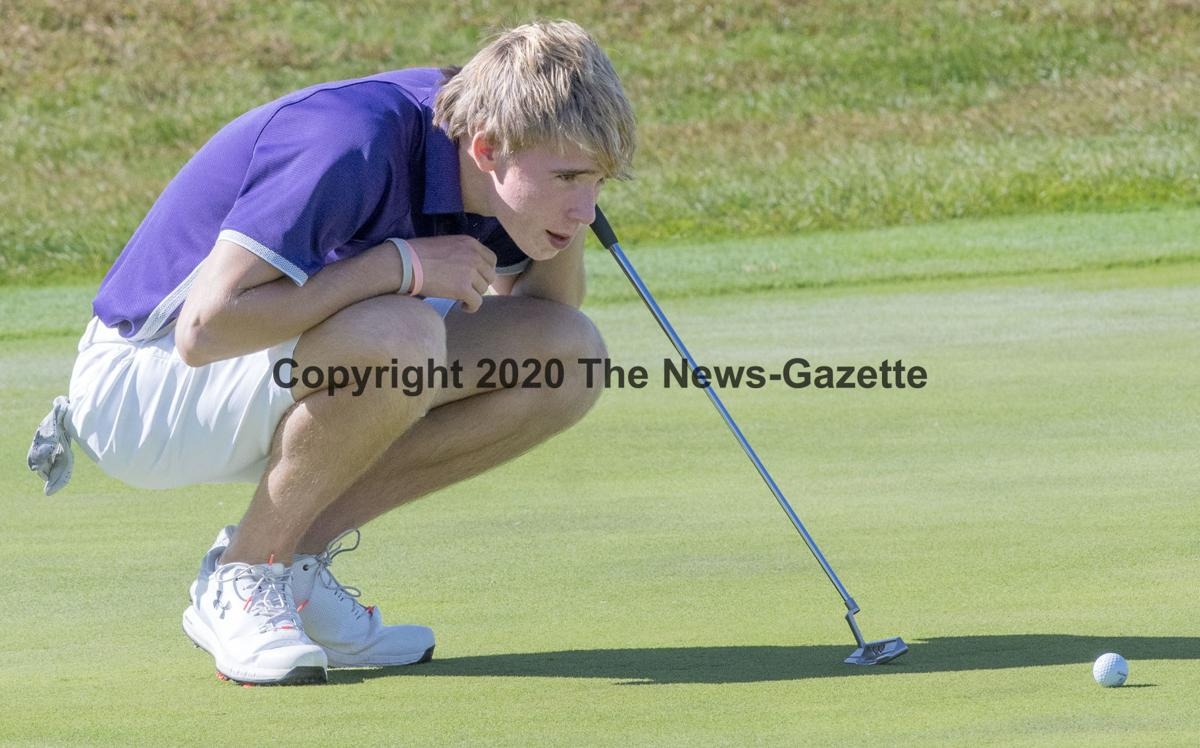 golf sectional