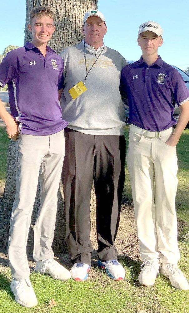 Rogers Bement golf1