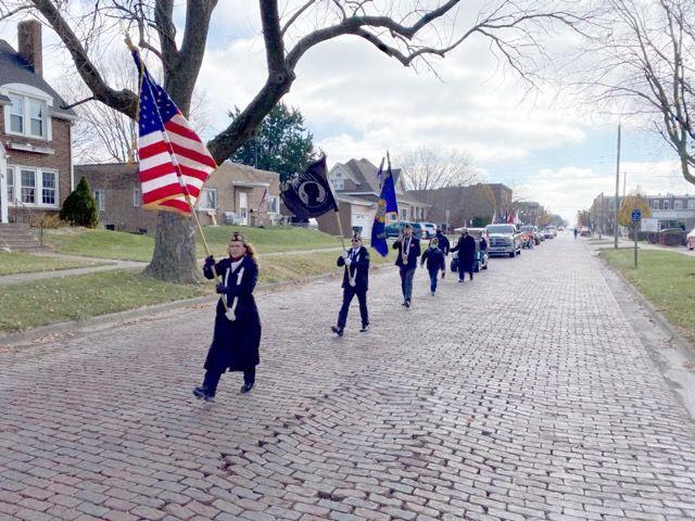Tuscola parade