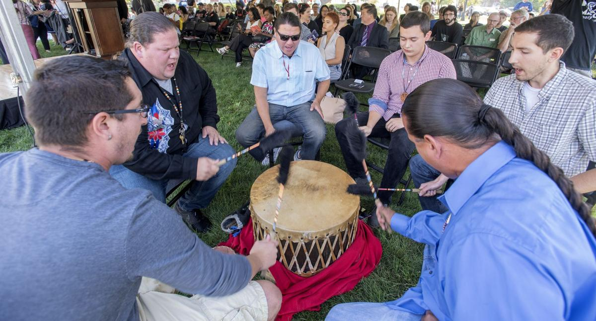 UI's first Indigenous Peoples Day marks 'a lot of progress'