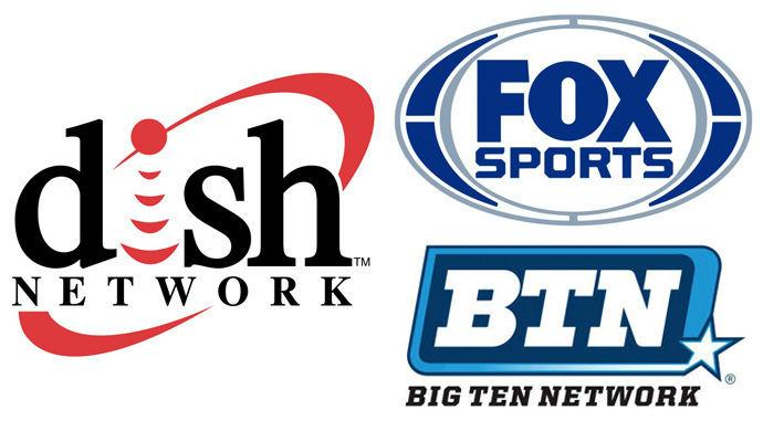what channel is fox sports ohio on dish tv