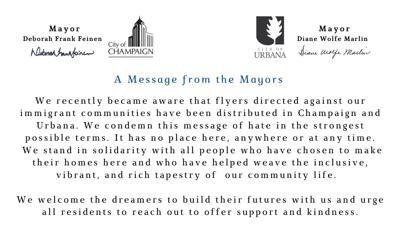 Mayor Message