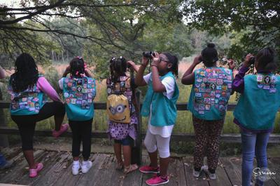 IO Girl Scouts Homer Lake