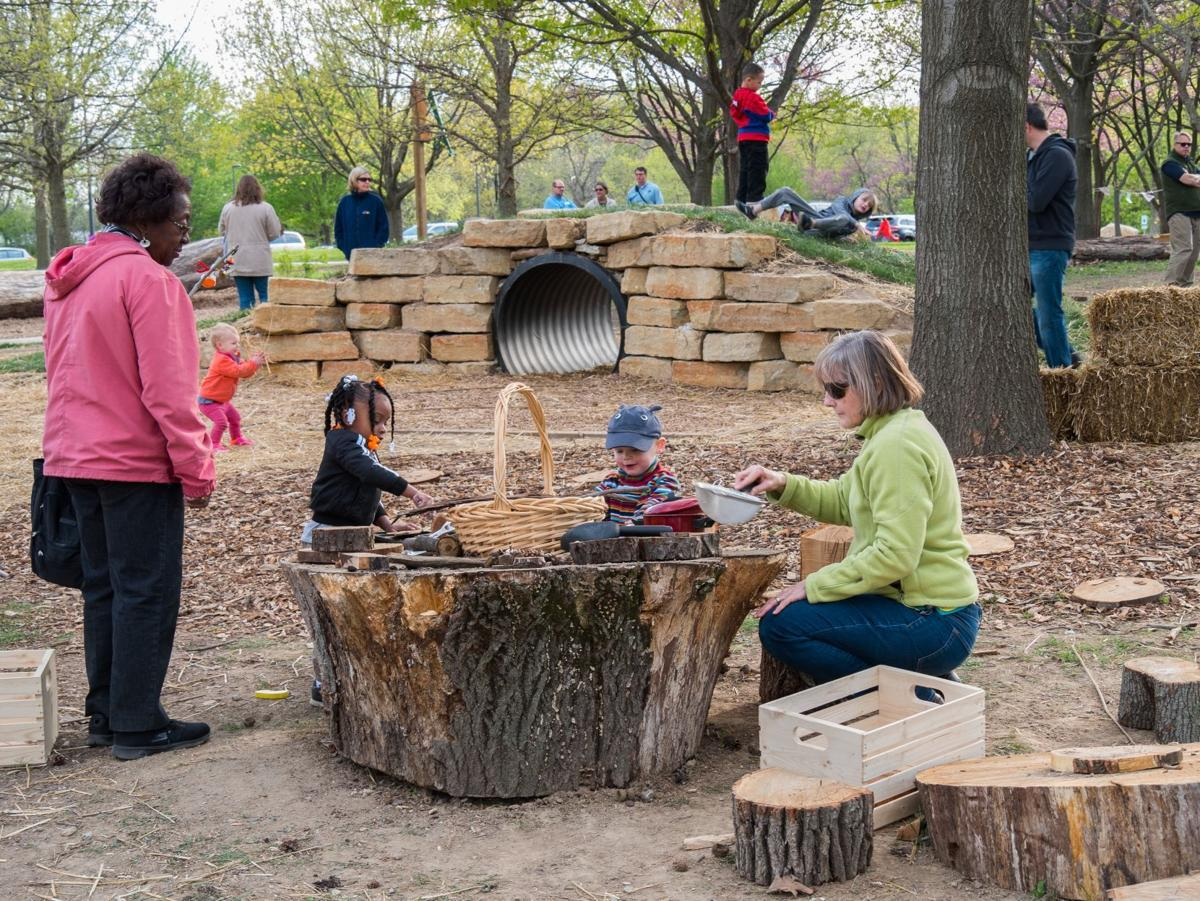 Friendship Grove Nature Playscape