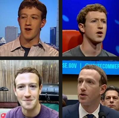 FILM zuckerberg clips