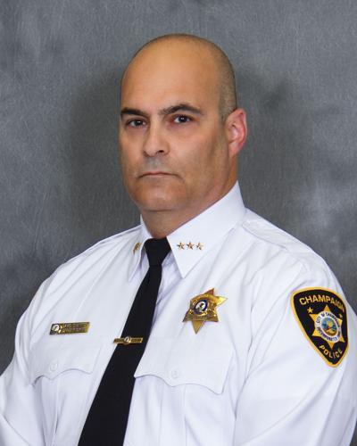 Champaign Deputy Police Chief Dave Shaffer
