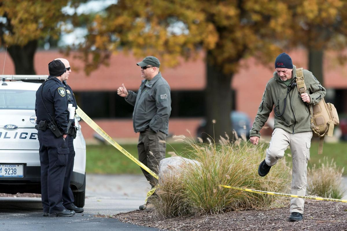 Officers remove 'a potential bomb' from Champaign women's clinic