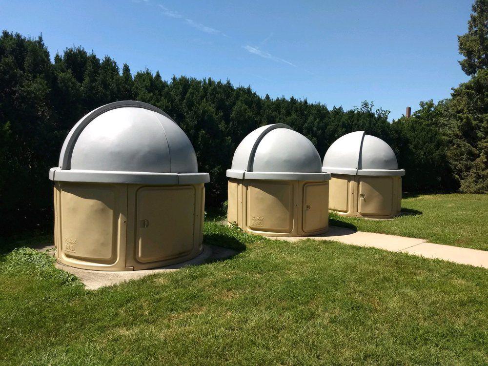 bag Mini observatories