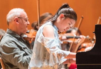 UI Summer Piano Institute students to show off what they've learned