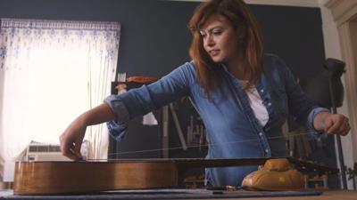 Ellnora guitar maker Rosenkrantz