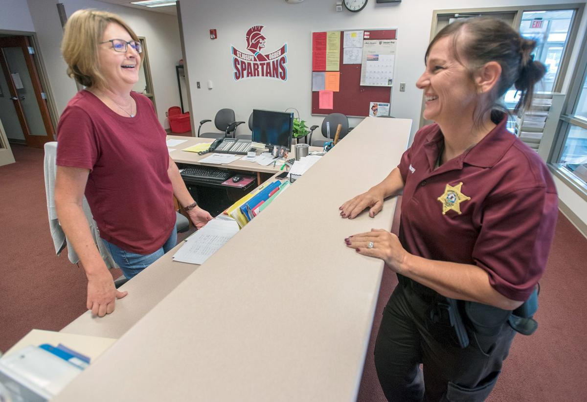 Districts see need for school resource officer as 'unfortunately ... a sign of the times'
