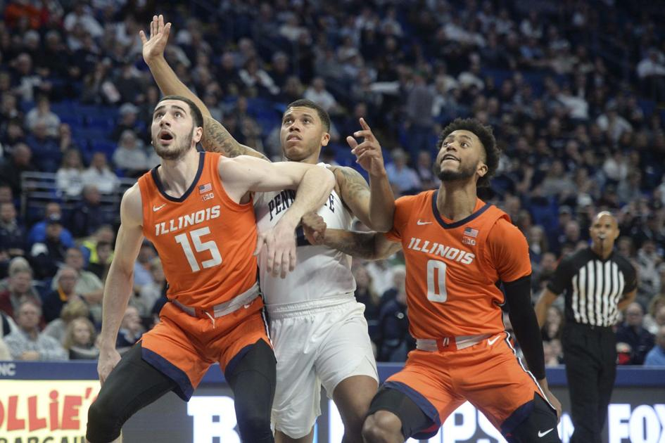 Good Morning, Illini Nation: Opposite sides of a streak-snapping game