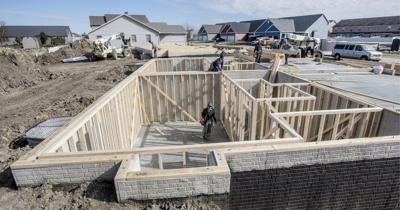new homebuilding permits