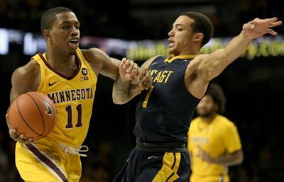North Carolina A T Minnesota Basketball
