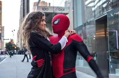 SR Spider-Man Far From Hom