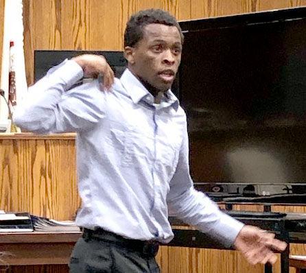 PC Chatman murder trial stand 2