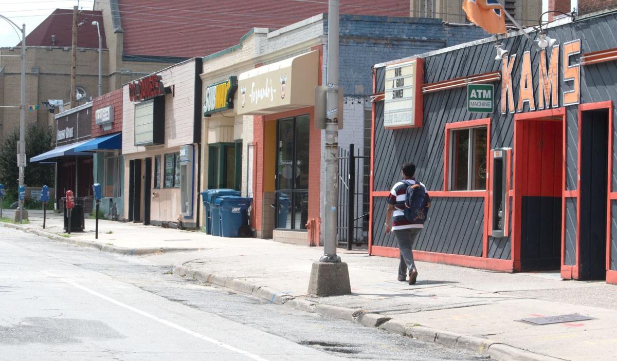 Kam's move Daniel Street 1