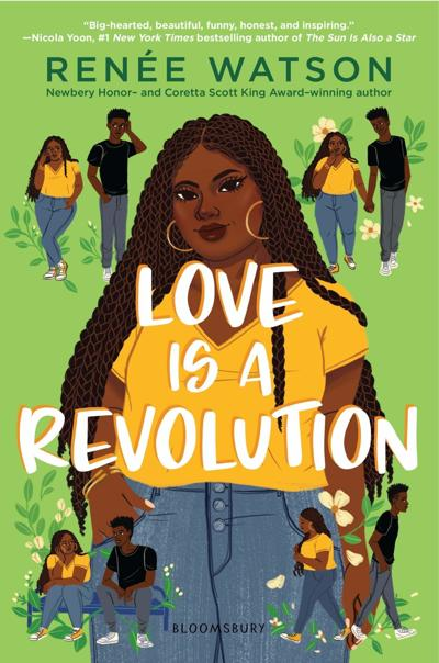 'Love is a Revolution'