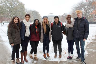 UI student's startup creating 'healing' film on police-minority relations