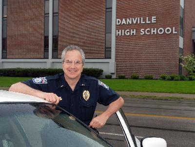 Retiring police officer to head Danville schools foundation