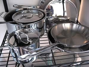 Anita Dukeman's list of must-have pots and pans