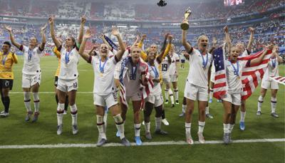 TOTM Womens World Cup final