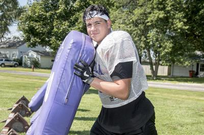 Arcola's Garza 'can't wait' for great atmosphere tonight