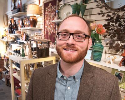 On the go: Champaign man has world view of business