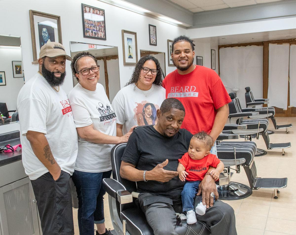 knox barbershop