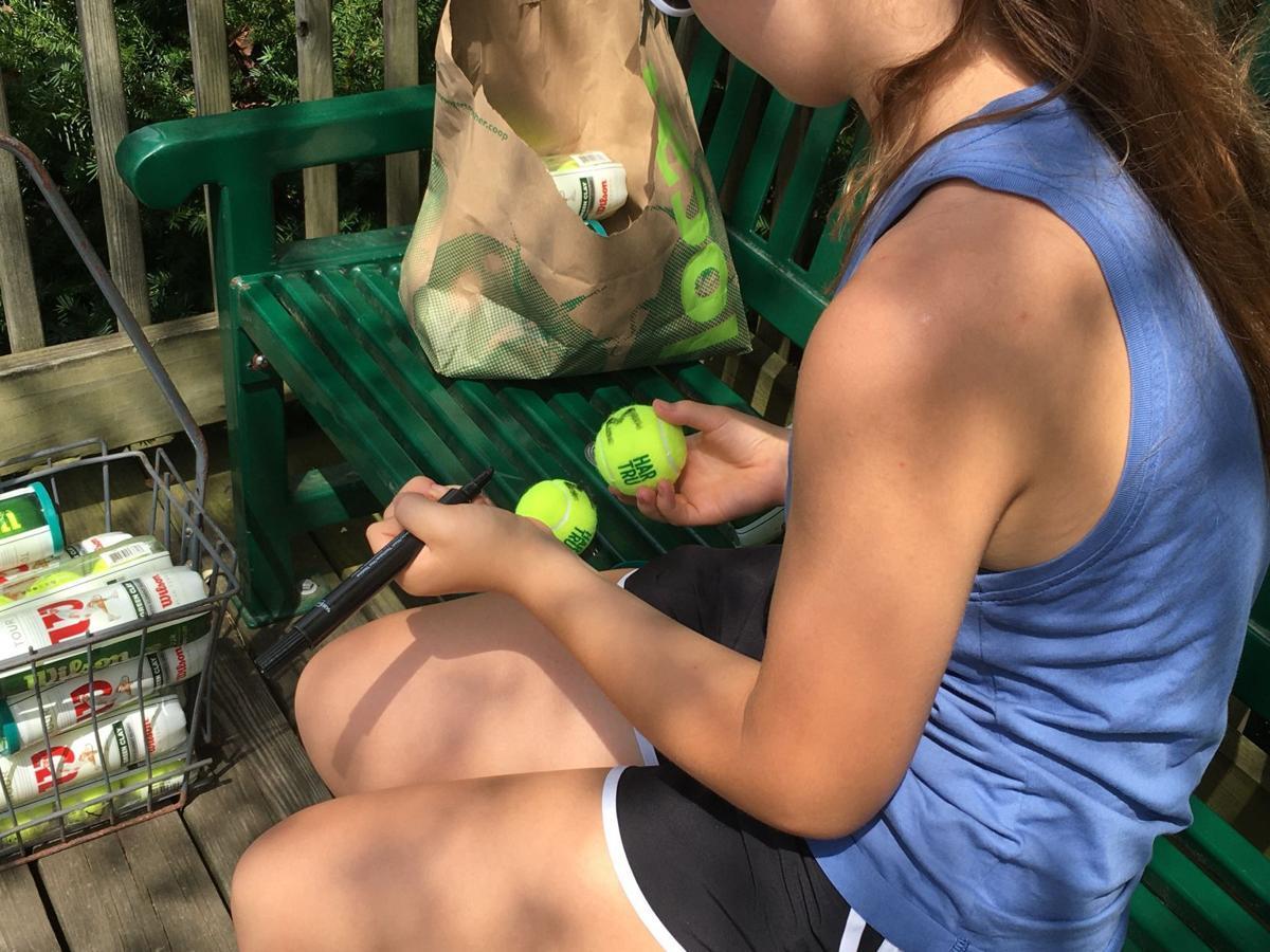 Urbana tennis 2
