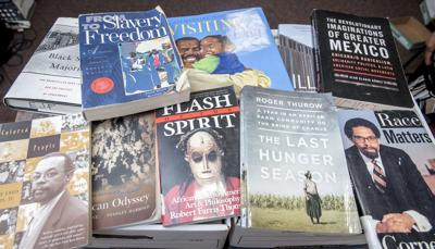 Advocates throw the book at Danville prison