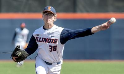 Friday's UI roundup: Big Ten woes continue for Illini baseball