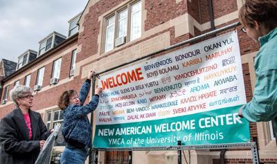 University YMCA New American Welcome Center