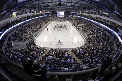 Tom Kacich | UI's AD still 'within range of a yes' on Division 1 hockey here