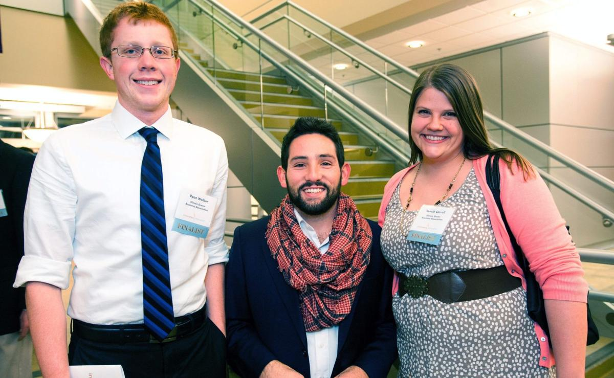 Good ideas pay off at annual awards ceremony
