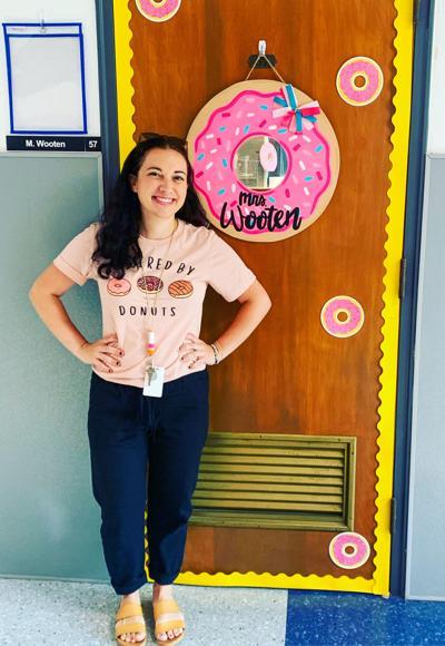 Morgan Wooten Teacher of the Week