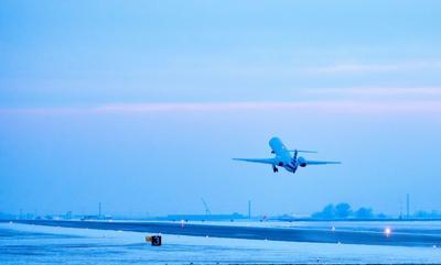 Willard Airport flew higher in 2017