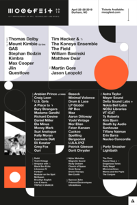 Moogfest's Lineup: Eclectic Fringe Excellence