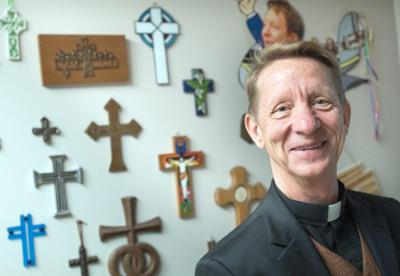 St Matt Luth Rasmus retire