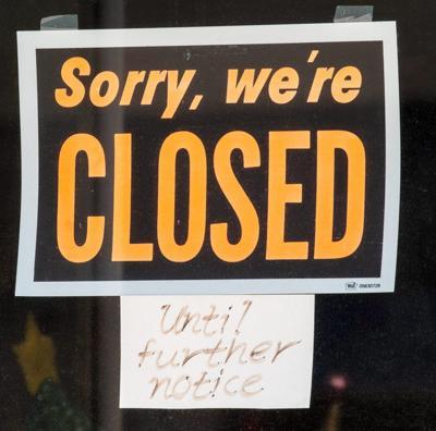 virus closed sign2