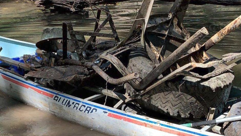 GO Sangamon River cleanup