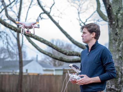 Zilis Drone TOTM