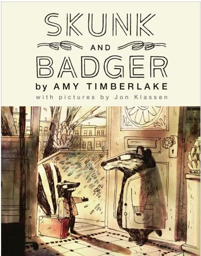 'Skunk and Badger'