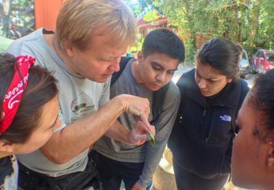 EA Costa Rica naturalist