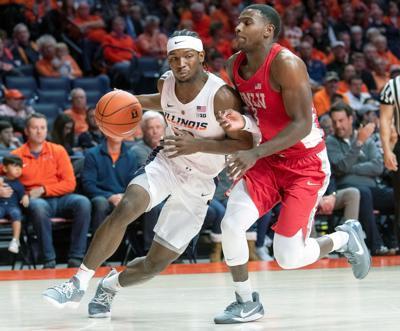 Kane, Feliz offer welcomed boost for Illini basketball