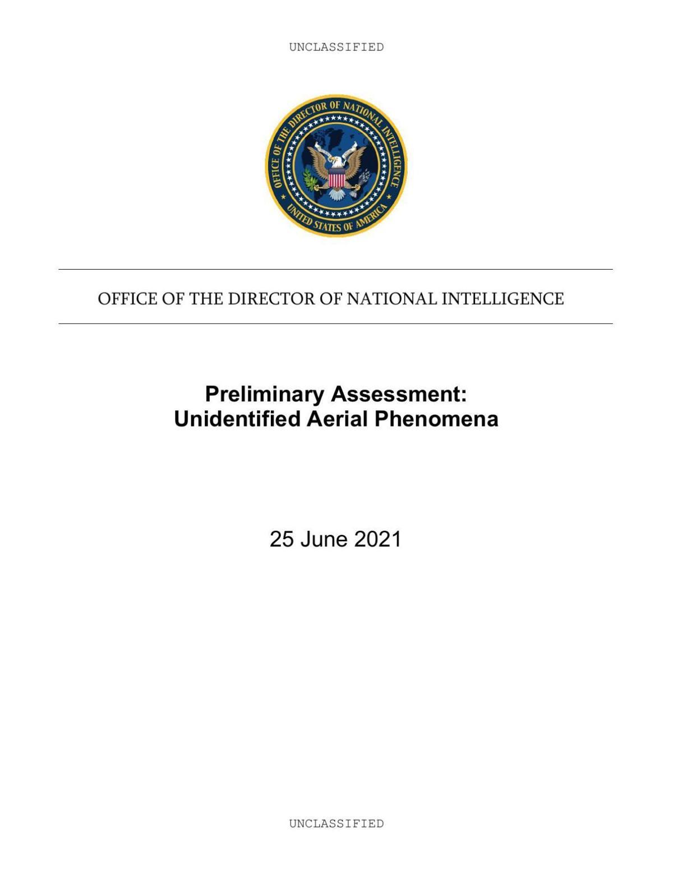 Pentagon report