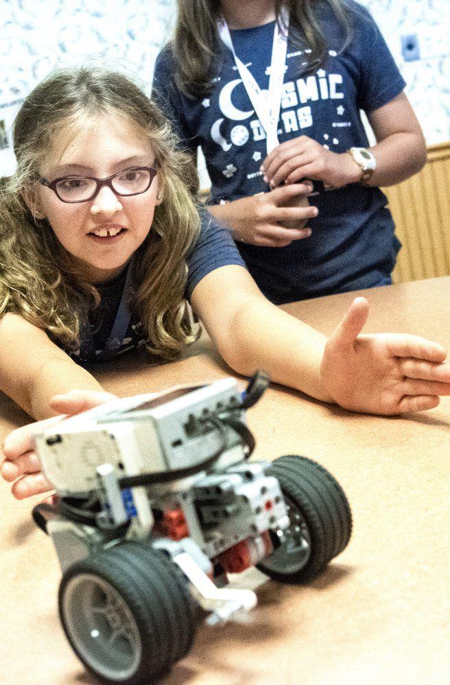 ChampCo Fair robots1